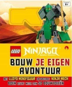 Bouw je eigen avontuur met Lego Friends & Lego Ninjago