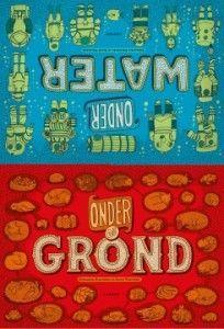Onder de grond onder water