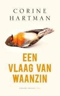Een vlaag van waanzin - Corine Hartman