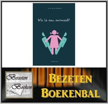 8-bezeten-boekenbal-win-wie-is-nou-normaal-van-lisa-williamson